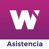 Asistencia en viaje de WiYou Seguros icon
