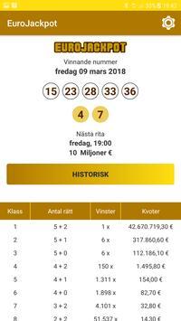 EuroJackpot screenshot 5