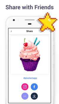 Pixel Art screenshot 4