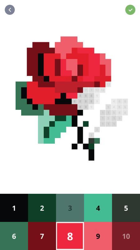 <b>Pixel</b> <b>Art</b>: <b>Color</b> <b>by</b> <b>Number</b> Mod <b>apk</b> download - Severex …