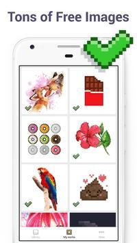 Pixel Art screenshot 1