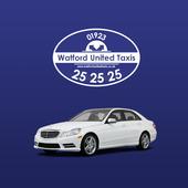 Watford United Taxi icon