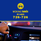 Woking Taxis icon