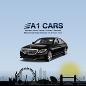 A1 Cars London icon