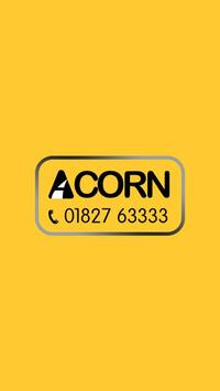 Acorn Taxis poster
