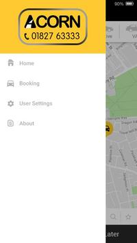 Acorn Taxis screenshot 1