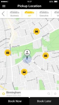 Acorn Taxis screenshot 2