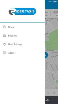 Rider Taxis screenshot 1