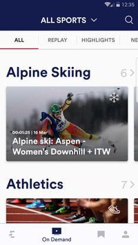 Eurosport Player apk screenshot