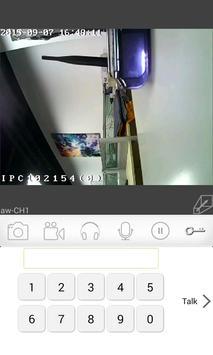 Eura Video IP apk screenshot