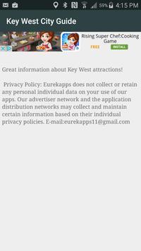 Key West City Guide apk screenshot