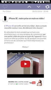 Mac4Ever Mobile apk screenshot