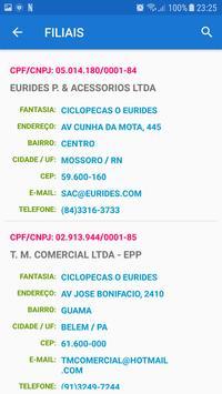 Eurides Transfer screenshot 3