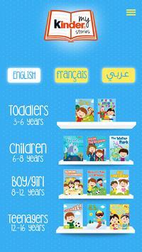 My Kinder Stories poster