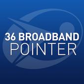36 BroadBand Pointer icon