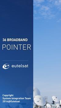 36 BroadBand Pointer poster