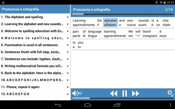 Inglese commerciale screenshot 16