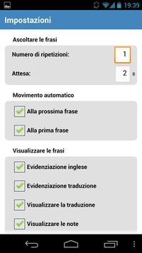 Inglese commerciale screenshot 4