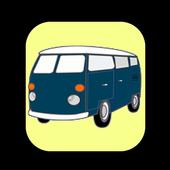 Mokomes zodziu: transportas icon