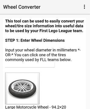 FLL Wheel Converter poster