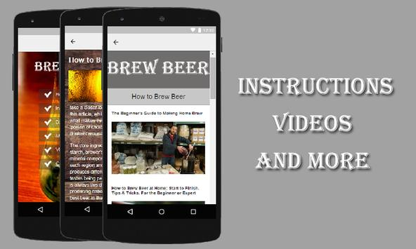 Home Brew apk screenshot