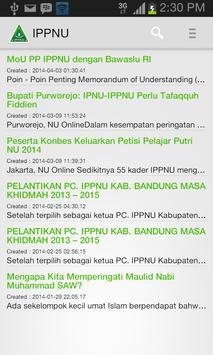 IPPNU poster