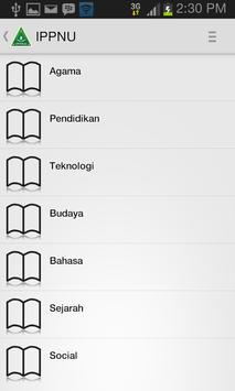 IPPNU apk screenshot