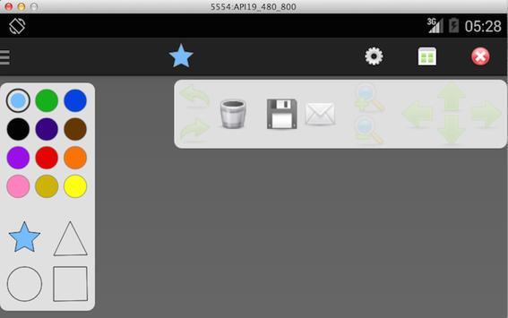 Draw Shapes screenshot 1