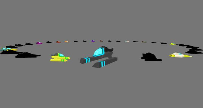 Hover Space screenshot 1