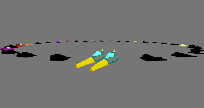 Hover Space screenshot 3