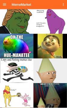 MemeMarket poster