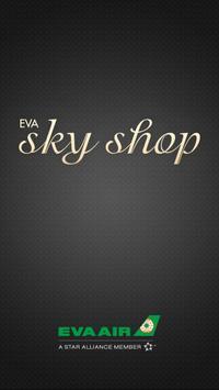 EVA SKY SHOP poster