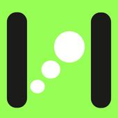 Evade Black-Easy one Tap icon
