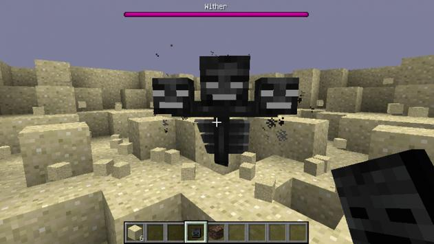 Boss Mods MCPE apk screenshot