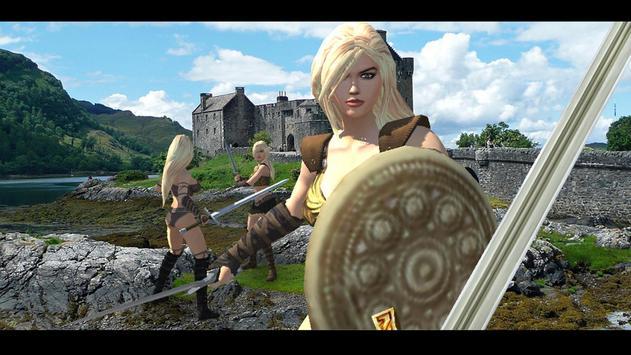 Warrior Girls - VR sword game screenshot 6