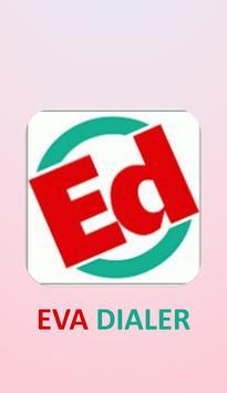 EVA DIALER poster