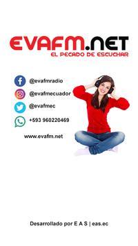EVAFM poster