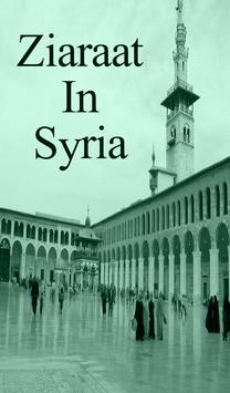 Ziaraat In Syria poster
