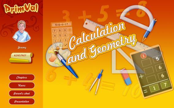 Primval Mathematics PC FE1 FE2 poster