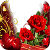 Cool Valentine Photo Frame icon