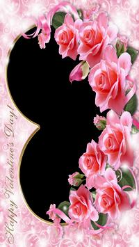 Cool Valentine Photo Frame screenshot 1