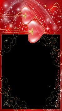 Cool Valentine Photo Frame screenshot 2