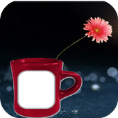 Coffee Cup Photo Maker icon
