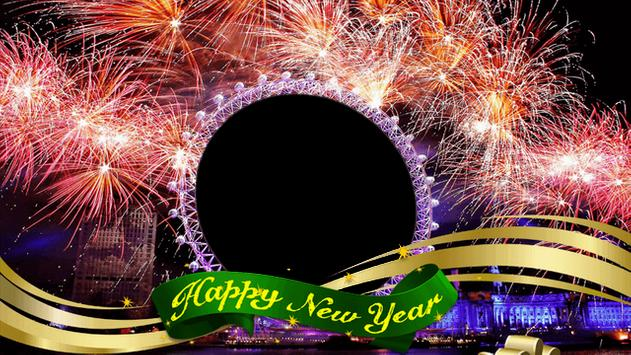 Happy New year 2018 Photo Frame screenshot 1