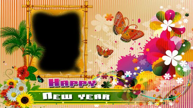 Happy New year 2018 Photo Frame screenshot 2
