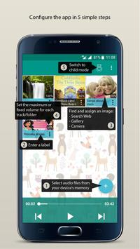 Toddler's Audio Player: music and stories for kids screenshot 2