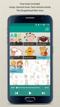Toddler's Audio Player: music and stories for kids screenshot 4