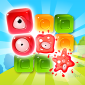 Jelly Flow: connect & destroy icon
