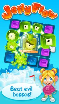 Jelly Flow: connect & destroy apk screenshot