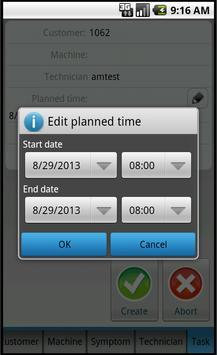 Evatic Mobile (EMA) screenshot 1